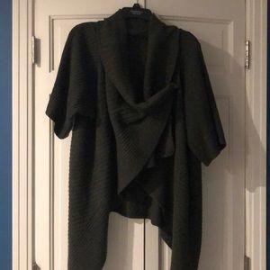 Simply Vera Wang sweater/coat
